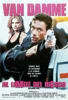 Maximum Risk - Spanish Movie Poster (xs thumbnail)
