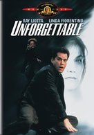 Unforgettable - DVD movie cover (xs thumbnail)