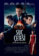 Gangster Squad - Turkish Movie Poster (xs thumbnail)