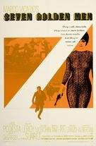 Sette uomini d'oro - Movie Poster (xs thumbnail)