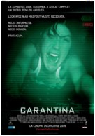 Quarantine - Romanian Movie Poster (xs thumbnail)