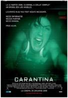 Quarantine - Romanian Movie Poster (xs thumbnail)