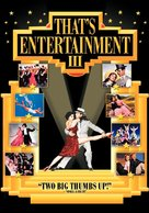 That's Entertainment! III - DVD movie cover (xs thumbnail)