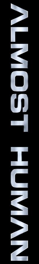 """Almost Human"" - Logo (xs thumbnail)"