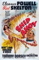 Ship Ahoy - Movie Poster (xs thumbnail)
