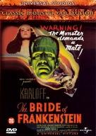 Bride of Frankenstein - Belgian Movie Cover (xs thumbnail)