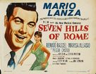 Arrivederci Roma - Movie Poster (xs thumbnail)