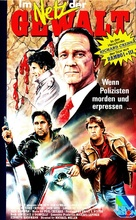 A Case of Deadly Force - German VHS movie cover (xs thumbnail)