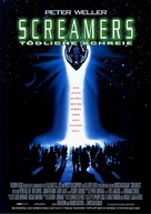 Screamers - German Movie Poster (xs thumbnail)