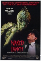 Naked Lunch - Movie Poster (xs thumbnail)