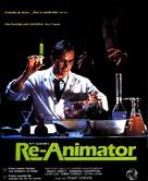 Re-Animator - Spanish Movie Poster (xs thumbnail)