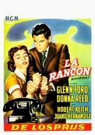 Ransom! - Belgian Movie Poster (xs thumbnail)