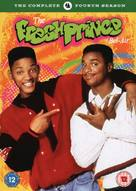 """""""The Fresh Prince of Bel-Air"""" - British DVD movie cover (xs thumbnail)"""