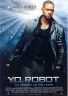 I, Robot - Spanish Movie Poster (xs thumbnail)