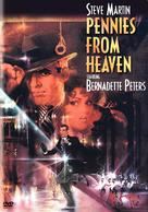 Pennies from Heaven - DVD movie cover (xs thumbnail)