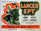 Lancer Spy - British Movie Poster (xs thumbnail)