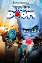 Megamind: The Button of Doom - DVD cover (xs thumbnail)