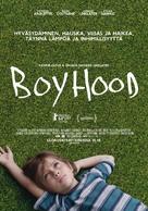 Boyhood - Finnish Movie Poster (xs thumbnail)