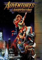 Adventures in Babysitting - Movie Cover (xs thumbnail)