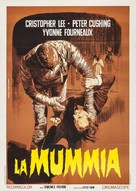 The Mummy - Italian Re-release movie poster (xs thumbnail)