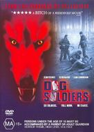 Dog Soldiers - Australian Movie Cover (xs thumbnail)