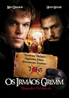 The Brothers Grimm - Brazilian poster (xs thumbnail)