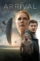 Arrival - Movie Cover (xs thumbnail)