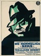 The Secret Six - Danish Movie Poster (xs thumbnail)