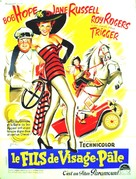 Son of Paleface - French Movie Poster (xs thumbnail)