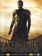 Gladiator - Polish Movie Poster (xs thumbnail)