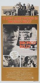 Bronco Billy - Australian Movie Poster (xs thumbnail)