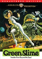The Green Slime - DVD cover (xs thumbnail)