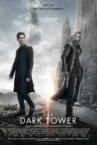 The Dark Tower - Danish Movie Poster (xs thumbnail)