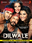 Dilwale - Movie Poster (xs thumbnail)