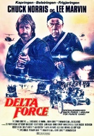 The Delta Force - Norwegian Movie Poster (xs thumbnail)
