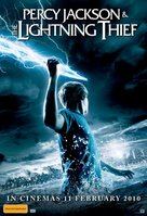 Percy Jackson & the Olympians: The Lightning Thief - Australian Movie Poster (xs thumbnail)