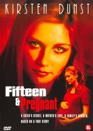 Fifteen and Pregnant - Dutch Movie Cover (xs thumbnail)