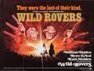Wild Rovers - British Movie Poster (xs thumbnail)