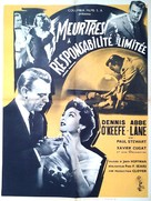 Chicago Syndicate - French Movie Poster (xs thumbnail)