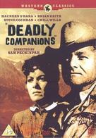 The Deadly Companions - British DVD cover (xs thumbnail)