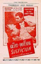 Suspicion - poster (xs thumbnail)