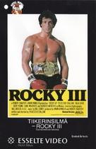 Rocky III - Finnish Movie Cover (xs thumbnail)