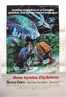 Silent Running - Swedish Movie Poster (xs thumbnail)