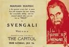 Svengali - poster (xs thumbnail)
