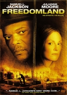 Freedomland - DVD movie cover (xs thumbnail)