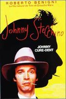 Johnny Stecchino - French Movie Poster (xs thumbnail)
