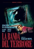 Die Bande des Schreckens - Italian DVD movie cover (xs thumbnail)