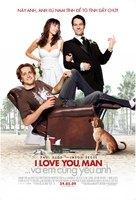 I Love You, Man - Vietnamese Movie Poster (xs thumbnail)