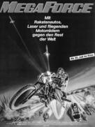Megaforce - German Movie Poster (xs thumbnail)