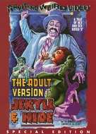 The Adult Version of Jekyll & Hide - DVD cover (xs thumbnail)